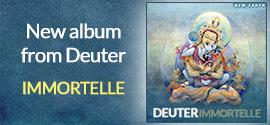 Deuter new album: Immortelle