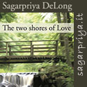The two shores of Love: inner man & inner woman by Sagarpriya