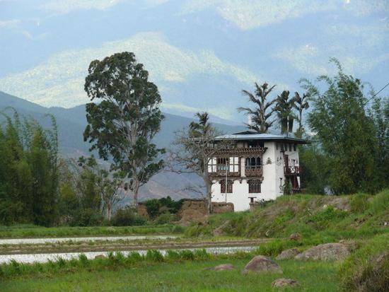 1-bhutanese-house