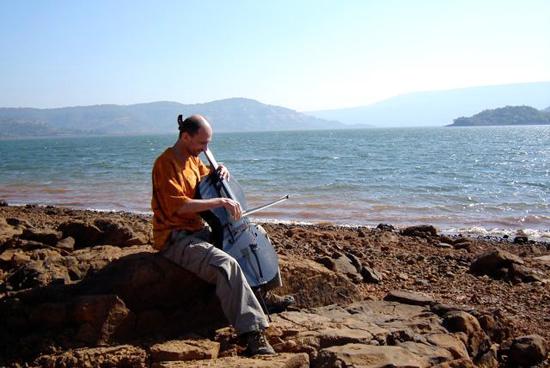 Kalyan at the sea