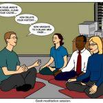 Geek Meditation Session