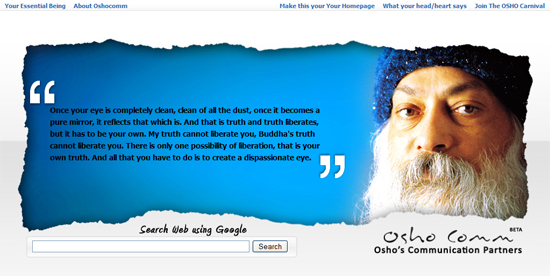 Your Daily Osho Quote Osho News