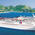 Carnival Elation cruiser