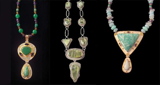 4th Chakra jewelry