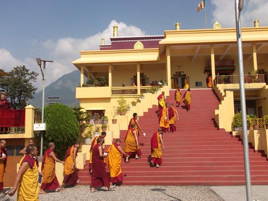 Gyuto Temple