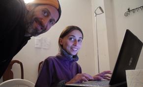 Adri and Sasha