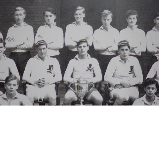 Rugby team 1955