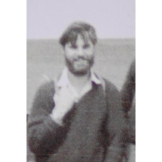 Rashid smiling 1960