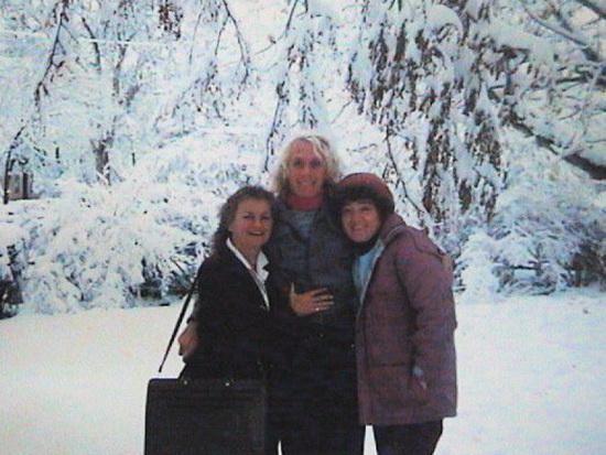 Bhasa Parambodhi Hina in Boulder 1986