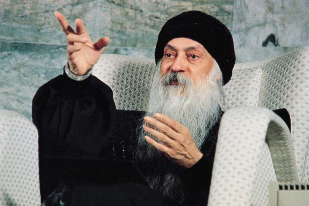 Osho speaking