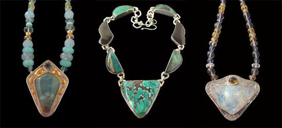 5th chakra jewelry by Sohana