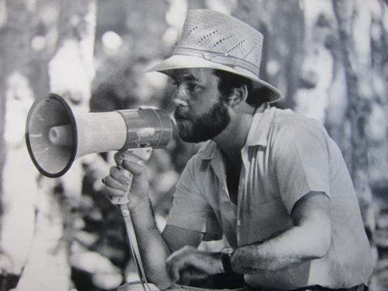 Directing commercials, 1979