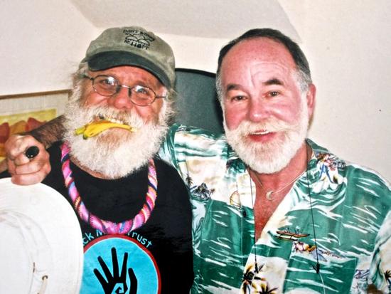 Anado & Sudheer, San Miguel, 2001