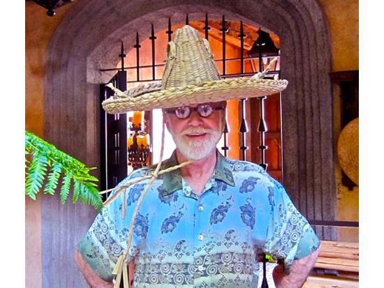 Sudheer in Mexico, 2010