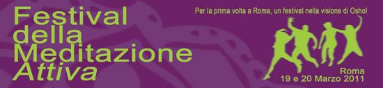 Osho festival Rome