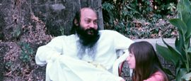 Osho with Vivek