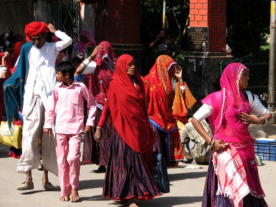 Rajasthani pilgrims