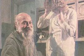 Osho arrested