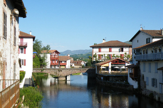 It all started here – St Jean Pied De Port