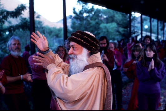 Osho at the Ranch