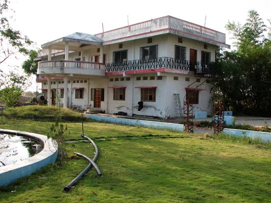 Dormitory Osho Tirth Center