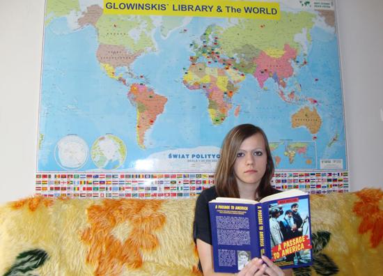 Glowinski's Library for Max Brecher