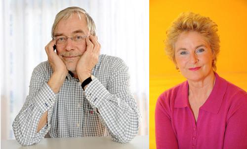 Gerald Hüther and Anna Trökes