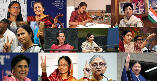 women in politics in India