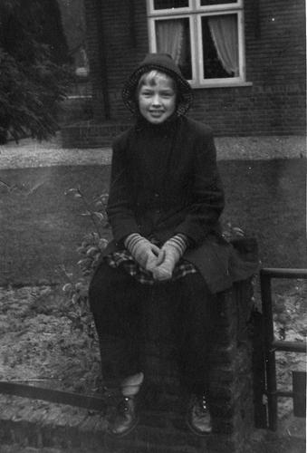 Age 8 near school