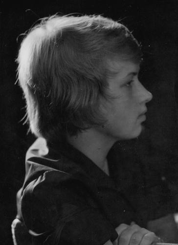 1962 Archan fotomodel 15 years