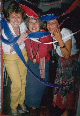 1989 Celebration in Surmani Baarn with Sonal and Gopika