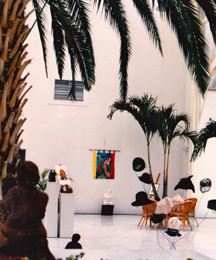 1995 Exhibiton Wintertuin