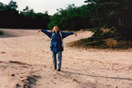 1995 Flying high in the Dunes of Soest