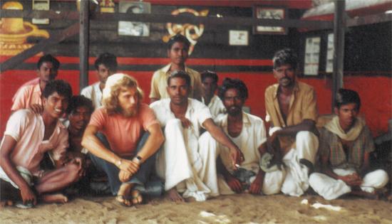 Bodhena in Madurai 1973
