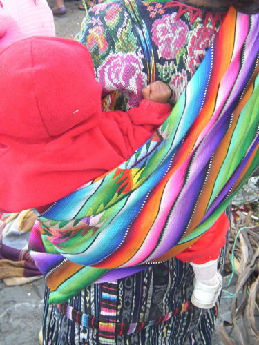 Guate textiles