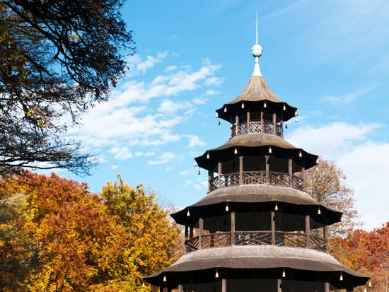 Chinese Tower Munich