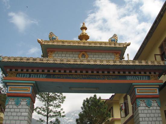 04 Gyuto Monastery