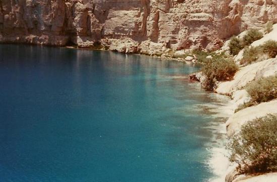 Lake at Band-e Amir