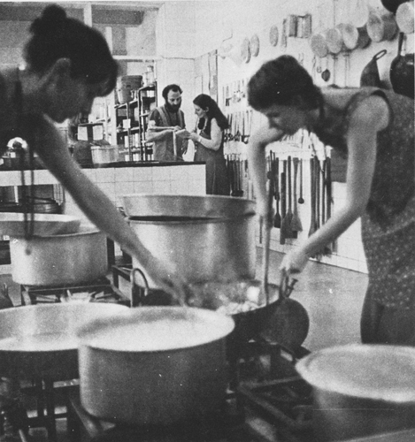 Vrindavan kitchen