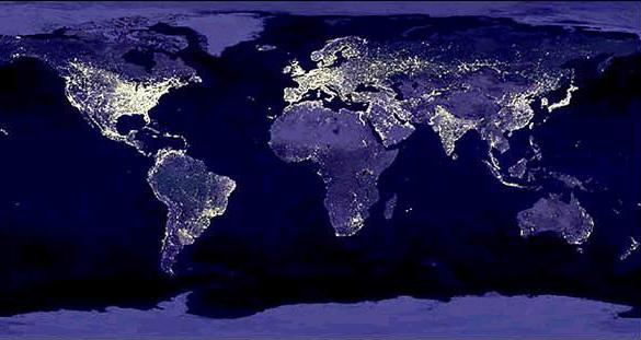 Light of the World NASA