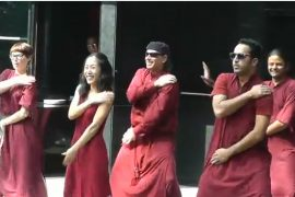Flash Mob Pune Resort