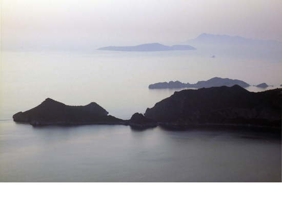 Islands around Arillas