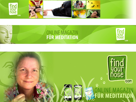 findyournose.com banners