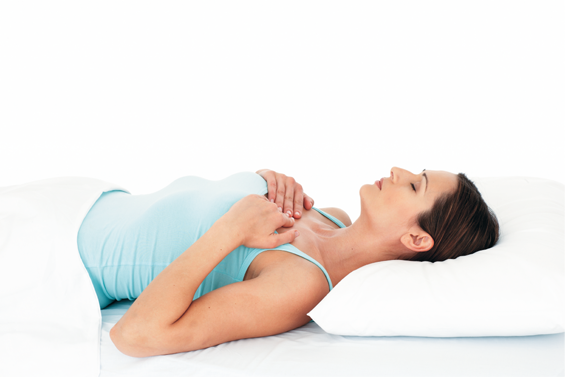 Morning Reiki Treatment - Position 3