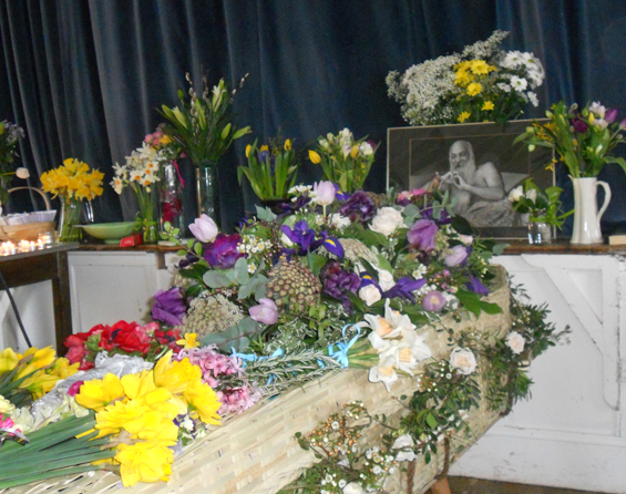 150 Flowers for Diana