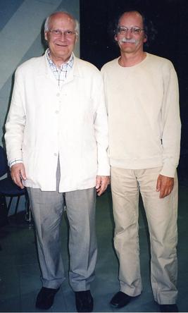 Visarjana with Bert Hellinger