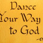 dance your way to god banner by kul bhushan