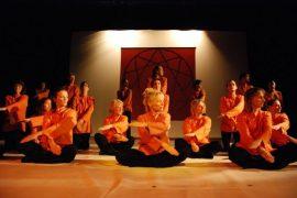 demo in Munich - Gurdjieff Dances - Amiyo