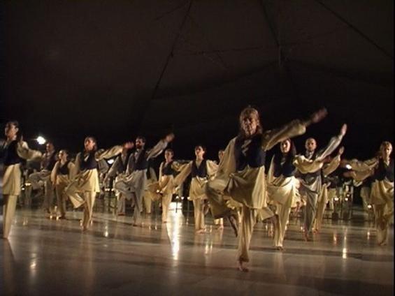Gurdjieff Movements at the Osho Meditation Resort, Pune