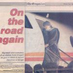 On The Road Again - Oregonian
